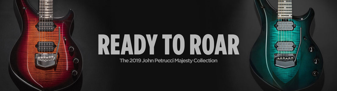 The 2019 John Petrucci Majesty Collection