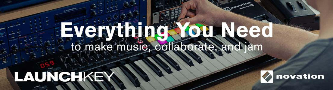 Everything You Need to make music, collaborate, and jam