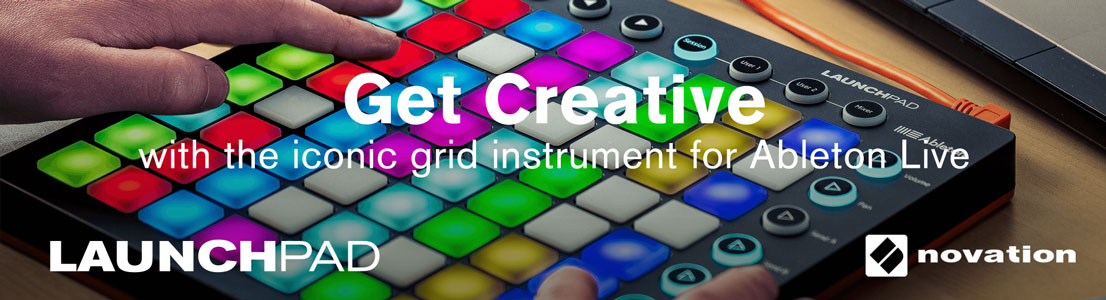 Get Creative with the iconic grid instrument for Ableton Live