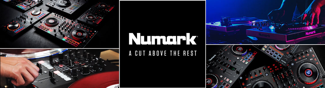 Numark - A Cut Above the Rest