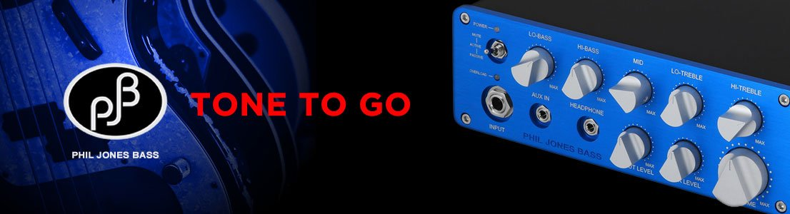 Tone to go - BP800 Bass Guitar Amplifier Head