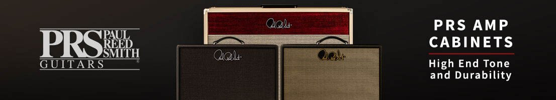 Paul Reed Smith Cabinets