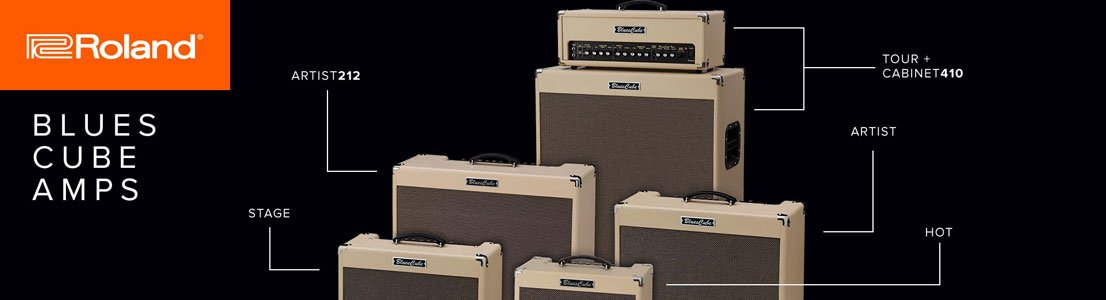 Blues Cube Amps