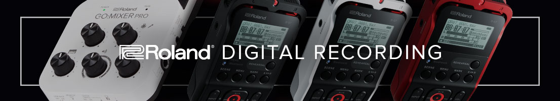 Roland Digital Recording