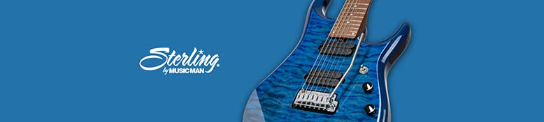 Sterling Electric Guitars