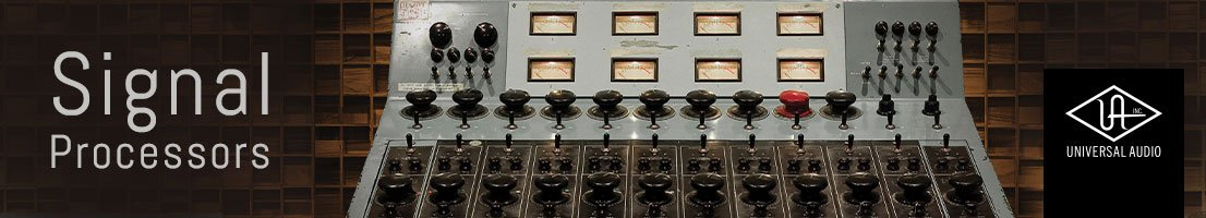 Universal Audio Signal Processors/Mic Preamps