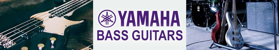 Yamaha Bass Guitars