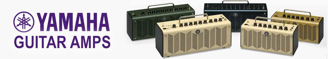 Yamaha Guitar Amplifiers